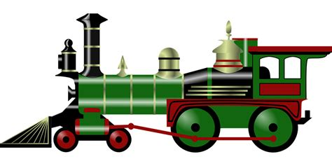 Three Small Trains Wood Toys steam engine 183 free vector graphic on pixabay