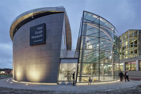Van Gogh Museum Floor Plan by Van Gogh Museum S New Entrance Hans Van Heeswijk