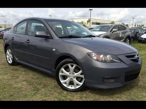 2006 mazda 3s pre owned grey 2007 mazda mazda3 manual s touring in depth