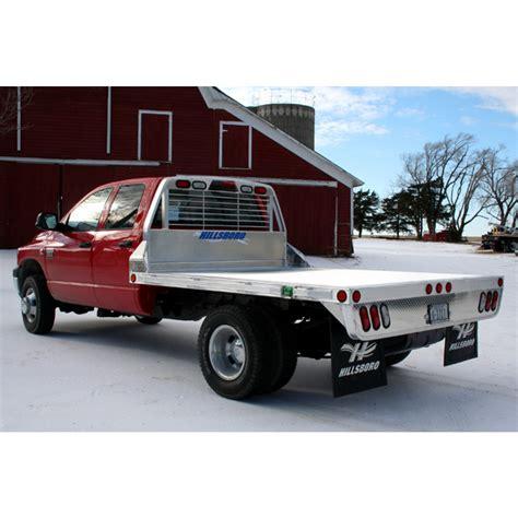 hillsboro truck beds hillsboro 2000 series pickup flatbeds