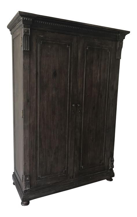st james armoire restoration hardware st james armoire chairish