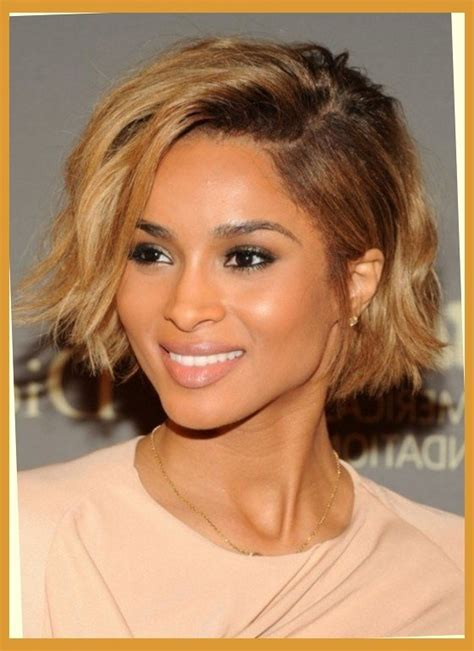 Ciara New Hairstyle by The Gallery For Gt Ciara Bob 2013