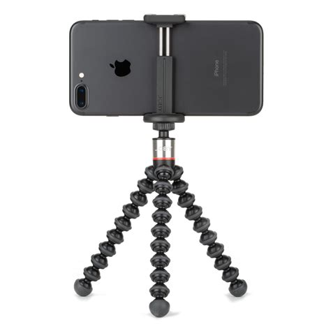 Gorillapod Iphone griptight one gorillapod stand the tripod with phone holder for better and