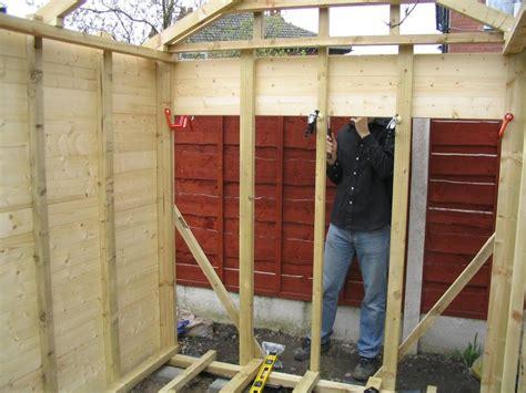 build  shed  scratch uk