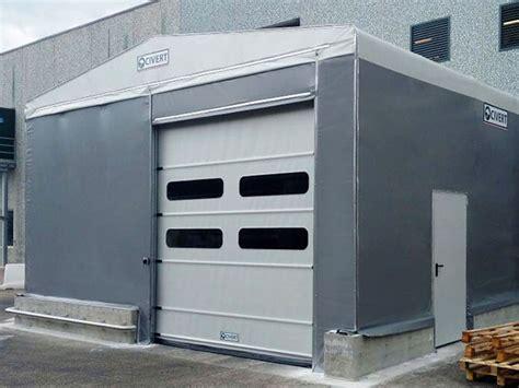 porte per capannoni accessori teli pvc e porte per capannoni civert coperture