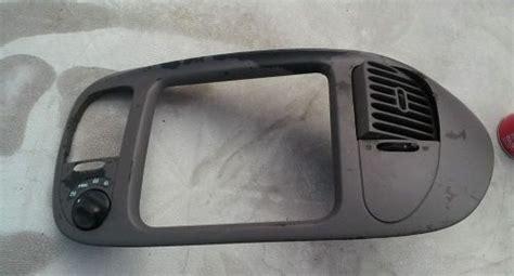 ford f 150 1997 1998 1999 2000 2001 2002 2003 repair manual sell ford truck f 150 dash radio trim bezel 1997 1998 1999 2000 2001 2002 2003 grey motorcycle