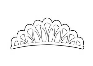 tiara template tiara coloring page for printable free coloring