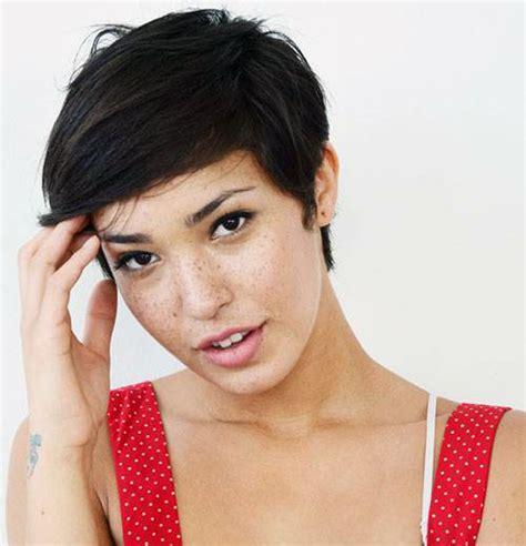 how tohi lite shirt pixie hair pixie haircut asian women 2013 inofashionstyle com