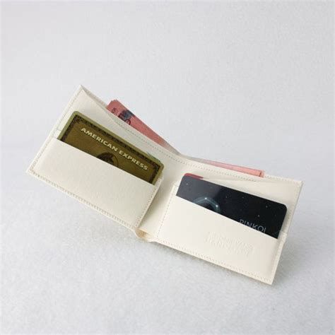 How To Fold Paper Wallet - minimalist thin washable paper bi fold wallet in
