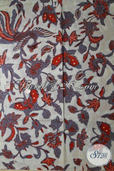 Bahan Kupu Kupu By Meowshop by Batik Motif Bunga Dan Kupu Kupu Dasar Putih Kain
