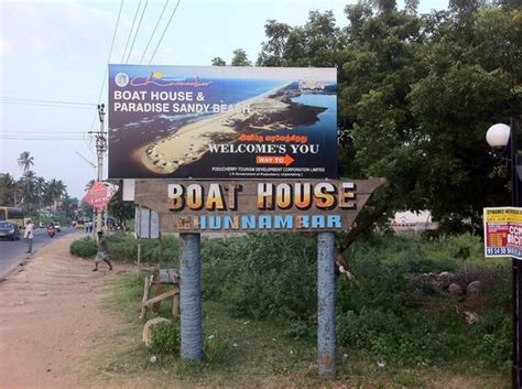 pondicherry boat house paradise beach picture of chunnambar boat house pondicherry tripadvisor