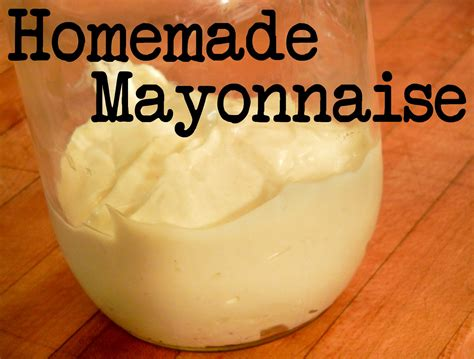 mayonnaise recipe dishmaps