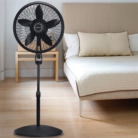lasko 18 pedestal fan with remote 1843 galleon lasko 1843 18 quot remote cyclone pedestal