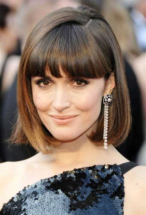 35 awesome bob haircuts with bangs makes you truly bob with bangs www pixshark com images galleries with