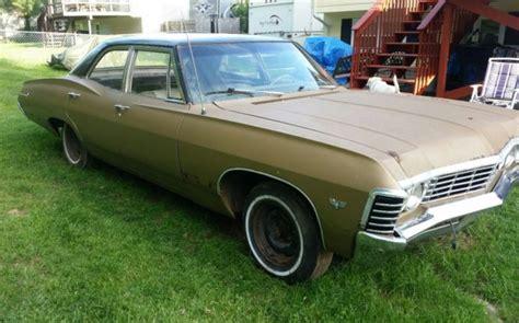 4 door 1967 impala 1967 impala 4 door sedan classic chevrolet impala 1967