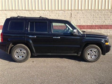 2008 Jeep Patriot Transmission Purchase Used 2010 Jeep Patriot Sport Utility 2 4l Fwd