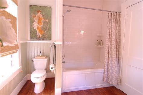 bungalow bathroom bungalow bathroom with paneled alcove bathtub