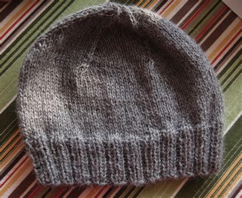 beanie hat knitting pattern for free patterns frogginette makes things