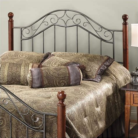 Spindle Headboard by Hawthorne Collections King Poster Spindle Headboard In
