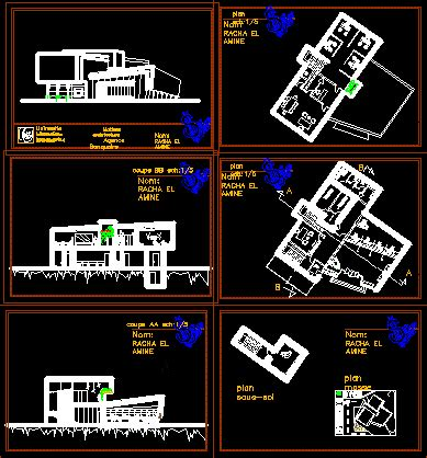 bank dwg block  autocad designs cad