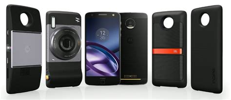 Moto Z Hasselblad Joins Moto Z Mods Line Up With Impressive