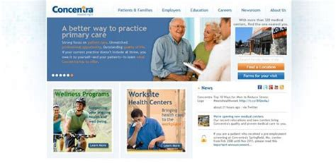 home care website design inspiration 20 best hospital website designs for inspiration
