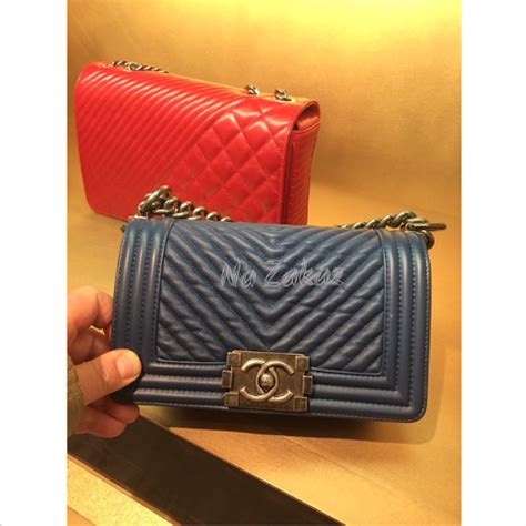 C H A N E L Mini Square Sling Bag Selempang Shoulder Kulit Handbag chanel boy chevron flap bags for summer 2015