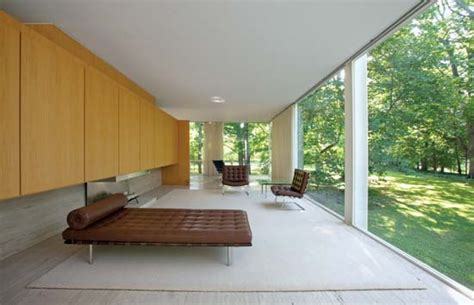 Farnsworth House by Ludwig Mies Van Der Rohe American Architect Britannica Com