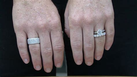 anniversary wedding bands by ronnie mervis