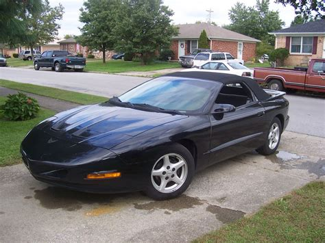 1995 Pontiac Firebird by 1995 Pontiac Firebird Pictures Information And Specs