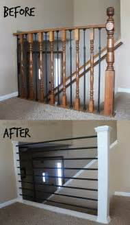 stair banister ideas 25 best railing ideas on stair railing