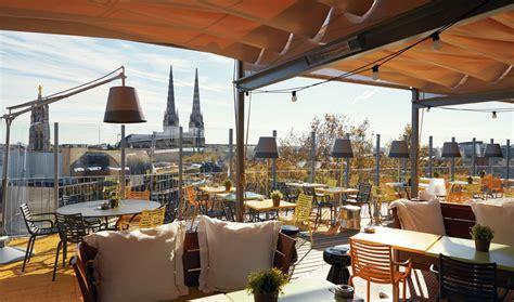 terrasse restaurant bordeaux la terrasse de r 234 ve du mama shelter 224 bordeaux gironde