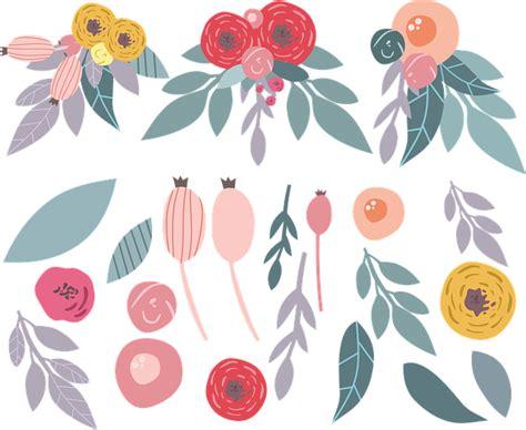 flowers illustration    vector graphic  pixabay