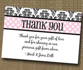 bridal shower thank you quotes quotesgram