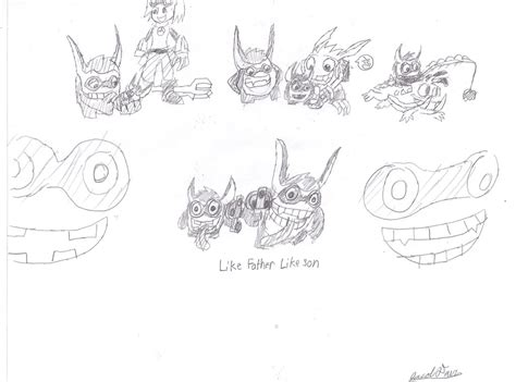 Kaos Skrillex 04 the trigger snappy chronicles by jacobspencer04 on deviantart
