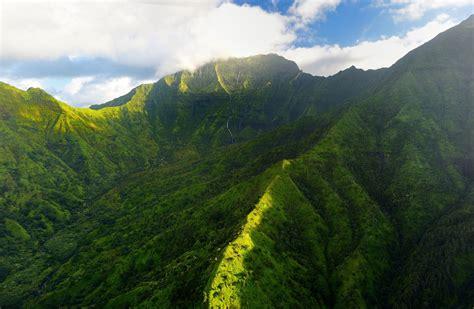 volcanoes in hawaii map map of the volcanoes in hawaii mountainzone