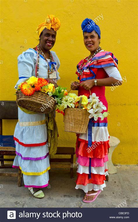 Cuba Dress traditional cuban dress stock photos traditional cuban