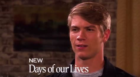 days of our lives dool spoilers chad blamed for paige days of our lives apr 3 to 7 spoilers chad and abigail