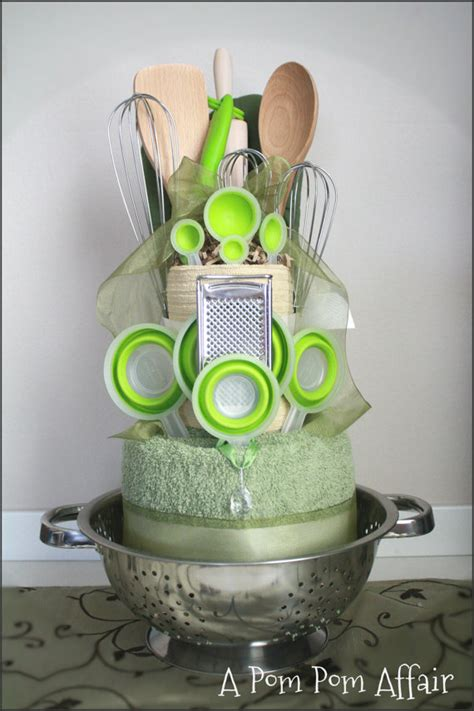 Kitchen Tea Cake Ideas by Items Similar To Kitchen Themed Towel Cake On Etsy