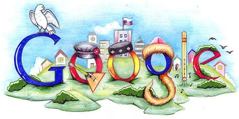 doodle 4 russia will save doodle 4 from russian children
