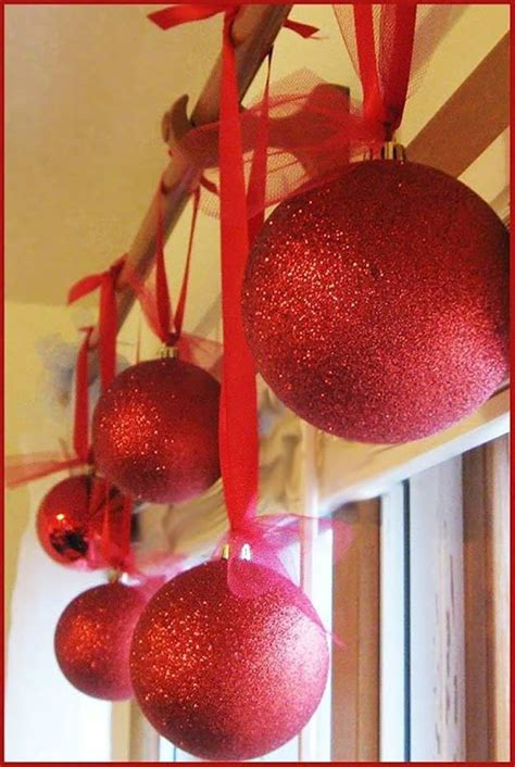 spectacularly easy diy ornaments   christmas tree