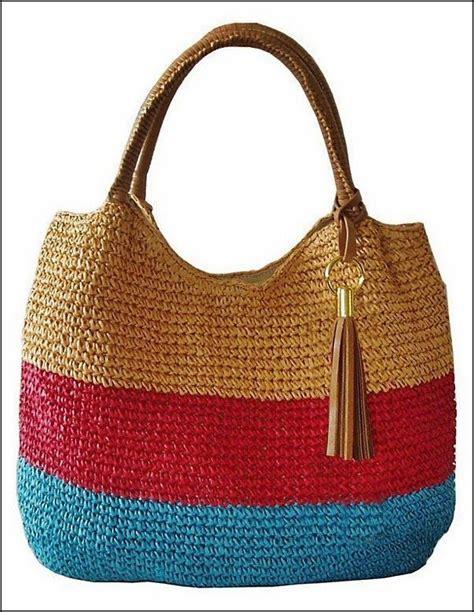 ideas y esquemas para tejer bolsos o carteras el blog de 17 mejores ideas sobre bolsas tejidas a crochet en