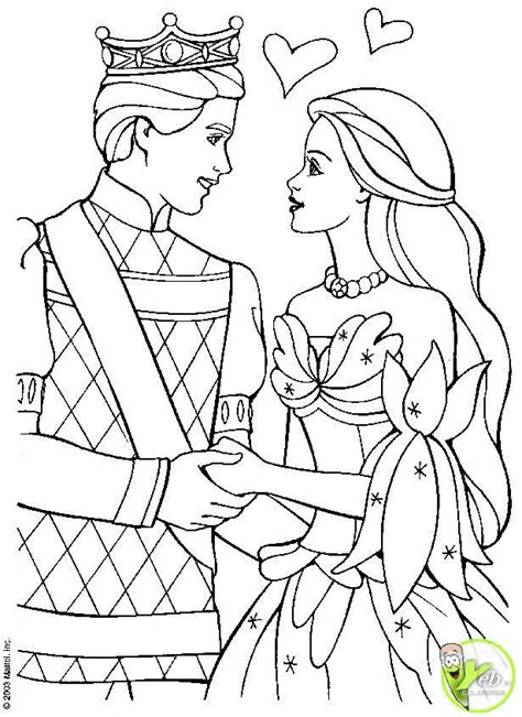 Coloriage Princesse Prince Coloriage Princesse Cadance L