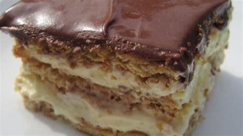 eclair cake recipe allrecipescom