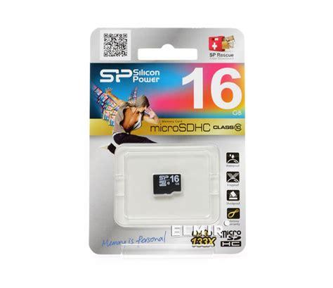 Memory Card V 16gb Class 10 карта памяти micro sdhc 16gb silicon power class 10