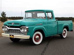 60s Ford Truck 1956 Ford Traffic