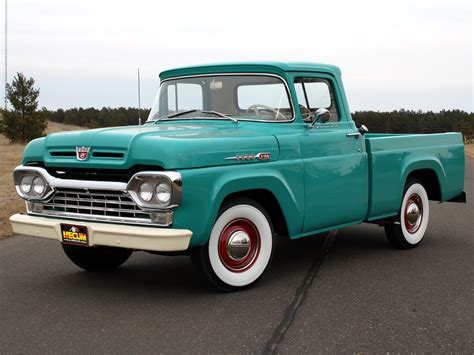 ford old classic ford f100 pickups mark traffic