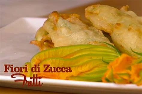 fiori di zucca in pastella benedetta parodi ricetta fiori di zucca fritti i 249 di benedetta