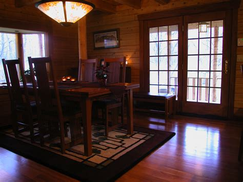 craftsman home interior design 15 wonderful craftsman dining design ideas