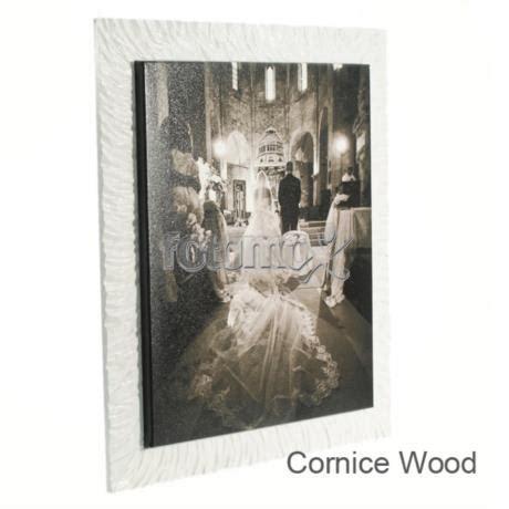 foto con cornice sta su tela con cornice e glitter personalizzata con